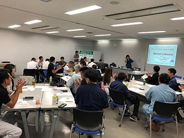 「マインドマップで楽しく学ぶ」呉支部広東地区会7月例会
