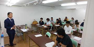 「数字を知り、数字に強くなる勉強会 第3回」尾道支部経営労働委員会&女性部会