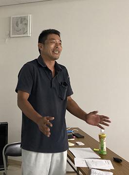 「新しいビジネスへの挑戦!」福山支部J地区会9月例会