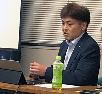 「経営指針でブレない経営」呉支部芸南地区会9月例会