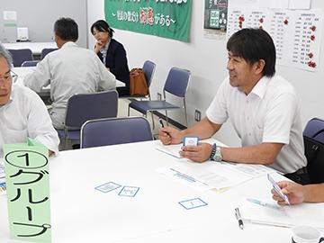 「SDGsアクションカードをやってみよう」福山支部環境経営委員会9月例会