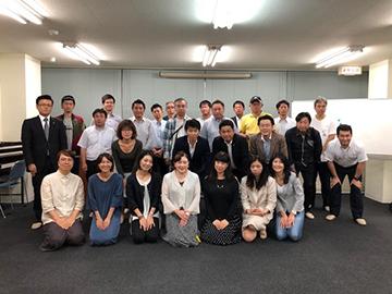 「社員を育て定着させたい」呉支部呉南地区会9月例会