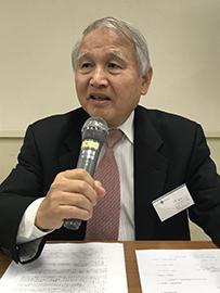 「これからの外国人労働者人財との共生について」福山支部G地区会11月例会