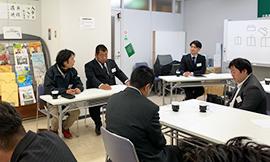 「『あなたの時間』教えてください」福山支部P地区会11月例会