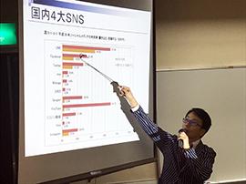 「5G時代の勝ち組になろう」呉支部昭和地区会・広北地区会11月例会