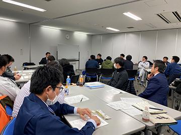 「先代を超える経営者の覚悟」呉支部広東地区会2月例会