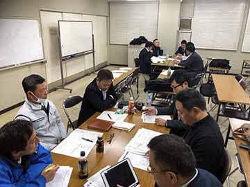 「企業プロフィールを完成させよう!」福山支部J地区会2月例会