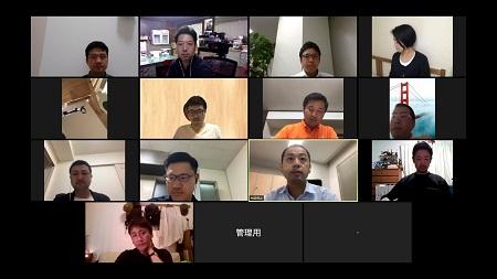 「課題と取組を共有し会社の未来を語る」呉支部青年部会7月例会