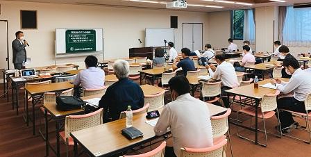 「各分野のプロが教える!今、経営者が知っておくべき新型コロナ支援制度」 広島西支部西地区会・廿日市地区会7月例会