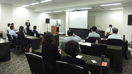 「災害に負けない企業をつくろう」 県との共催でBCPセミナーを開催