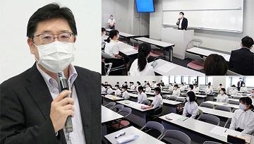 安田女子大学インターンシップ ~地域の中小企業を知り、学び合おう~
