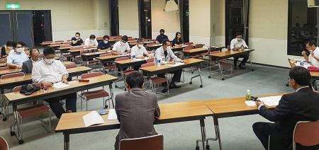 「同友会を活用した採用・社員教育」呉支部広西地区会9月例会
