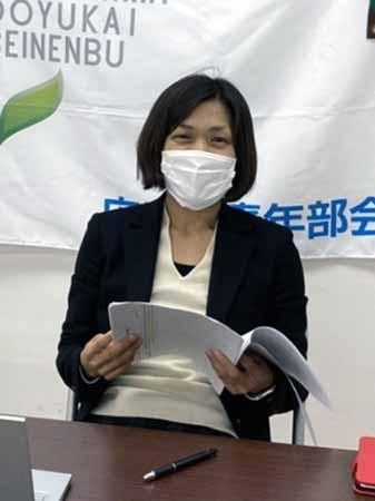 「事業承継から1年~会社と自分と向き合って~」尾道支部青年部会12月例会