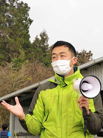 「牛乳は空気と水と土からできています」広島西支部佐伯地区会12月例会