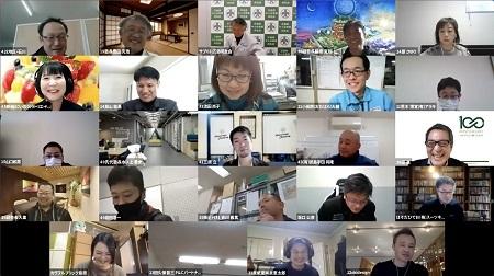 第4期ひろしま経営指針塾発表会&修了式が終了