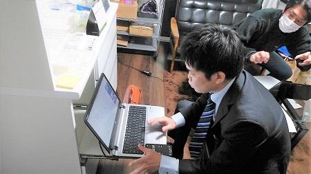 「エンディングノートを書いてみよう」広島西支部西地区会2月例会