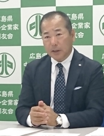 「変化を恐れず、変化を楽しむ挑戦経営」広島中支部3月例会報告要旨