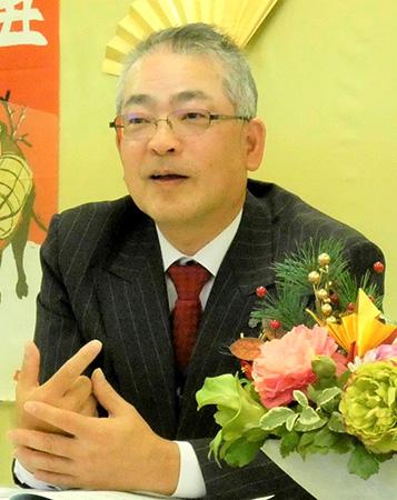 「会員増強の誓いを新たに ~全県地区会長交流会を開催」