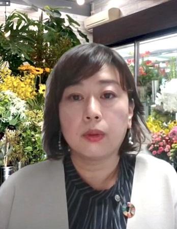 「想いを花に」広島エリア女性部会6月例会『 幸せと感動の架け橋となる経営指針書作成までの道のり』