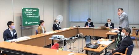 「地域の活性化と元気な中小企業づくりを考える」広島西支部廿日市地区会