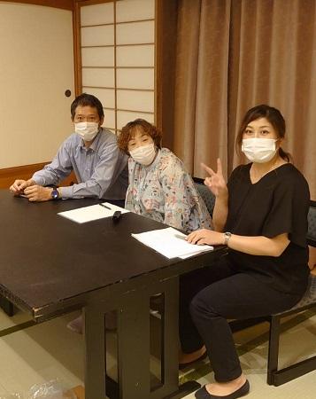 「戦わない経営の実践を考える~レッドオーシャンからブルーオーシャンへ」広島東支部南➁地区会