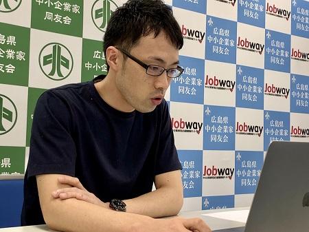 「【社外取締役会議】自社の強みをどう打ち出すか?」広島中支部中➁地区会