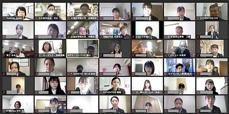 広島女学院大学インターンシップ 「地域の中小企業を知り、学び合おう